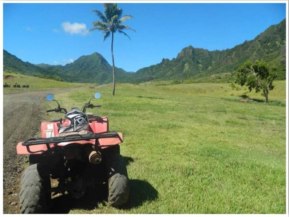 Kualoa Ranch ATV Tour Oahu Hawaii
