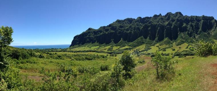 Kualoa Ranch Oahu Hawaii