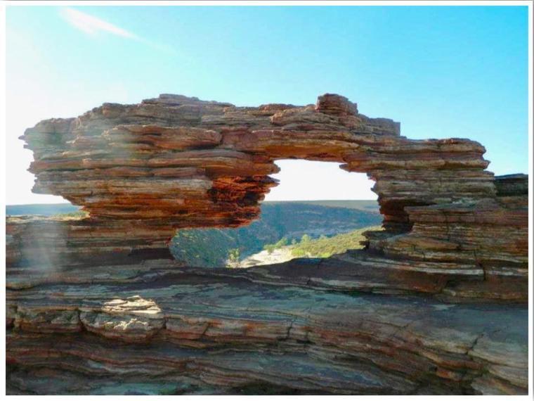Nature's Window Kalbarri Western Australia