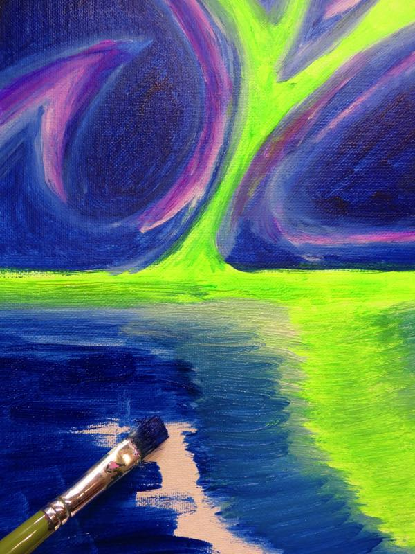 Pinots Palette Dubuque Painting Class