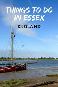 10 Things to do in Essex England. Days out within an hour of London