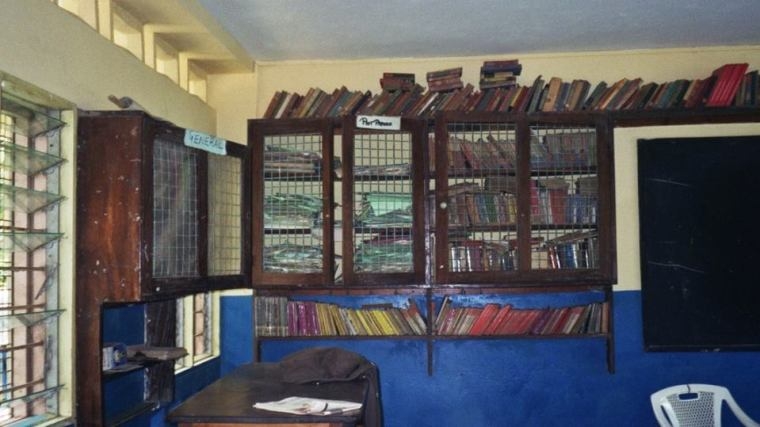 Kenyan School Classroom