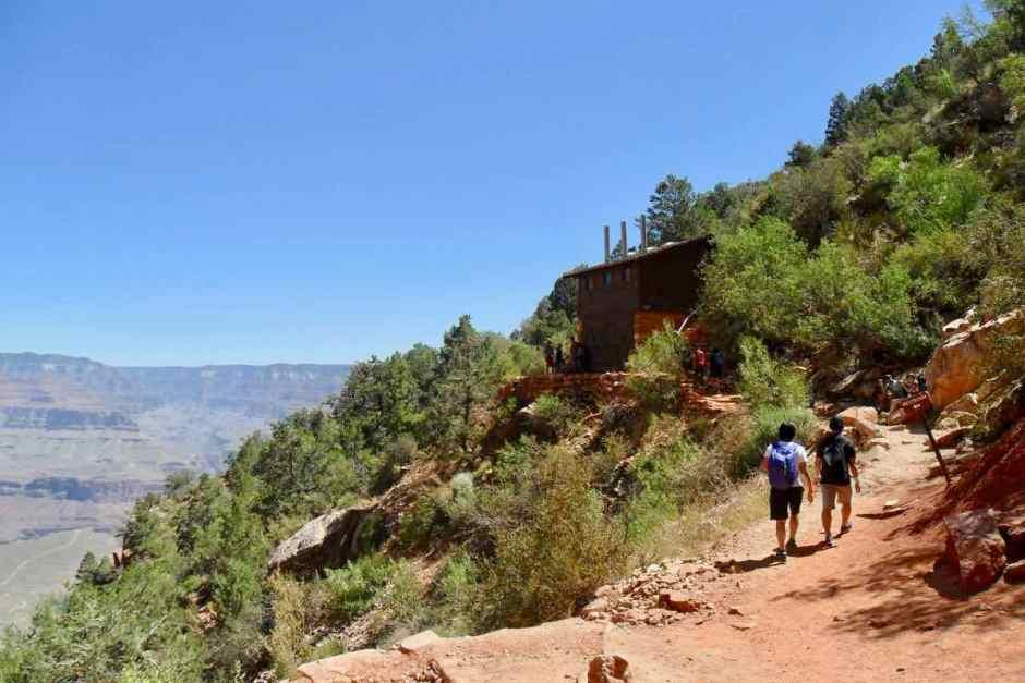 Toilets Grand Canyon USA