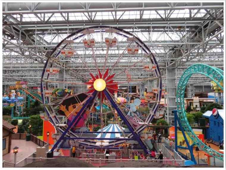 Mall of America Ferris Wheel
