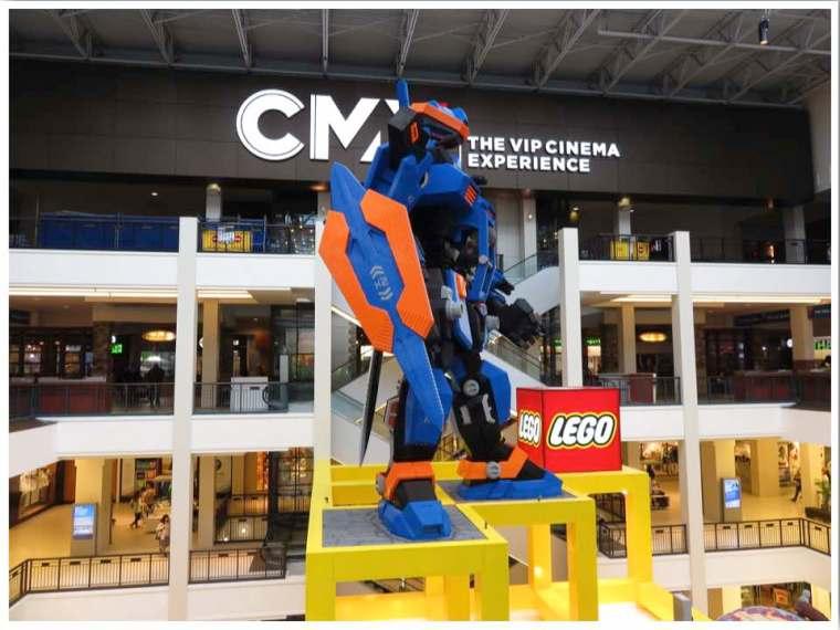 Mall of America Lego Store
