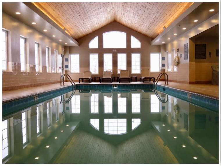 Residence Inn Roseville MN Pool