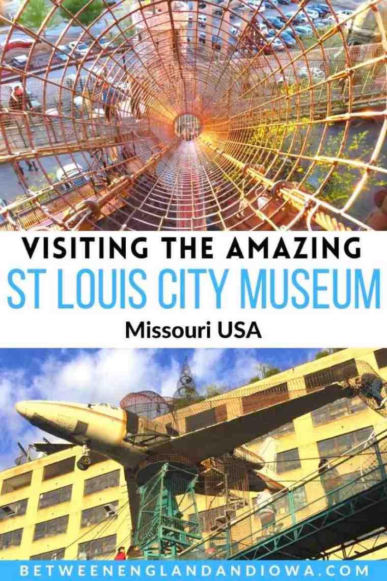 City Museum in St Louis Missouri USA