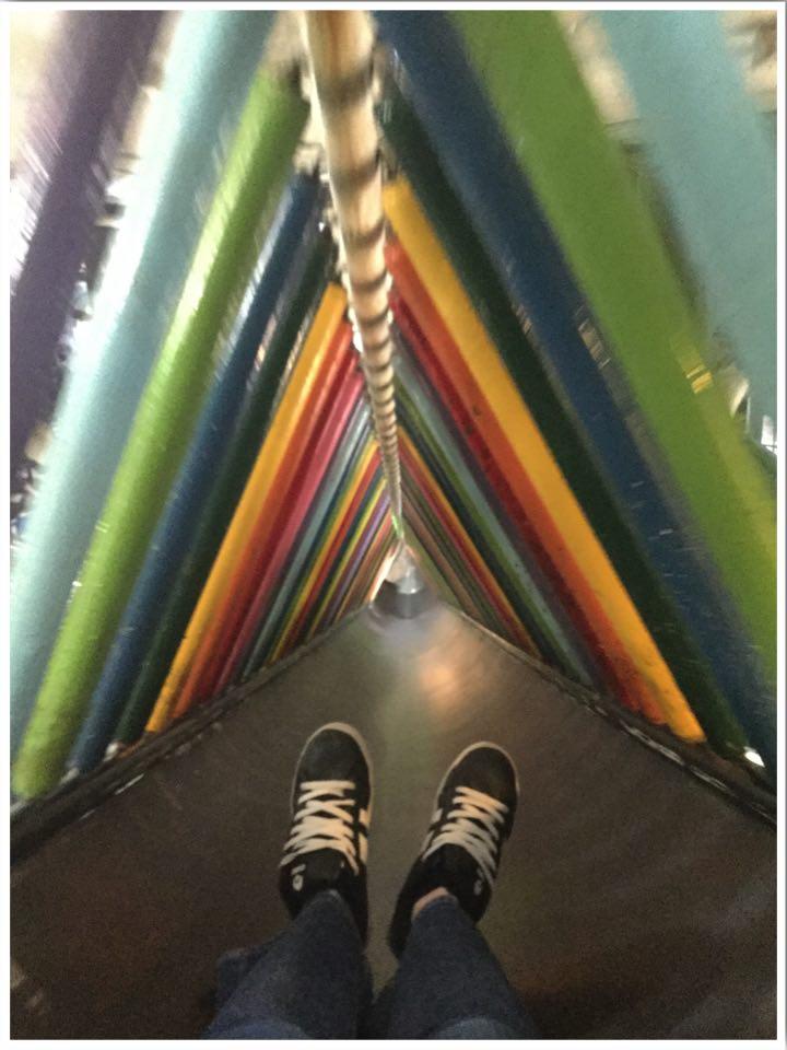 City Museum St Louis Slides