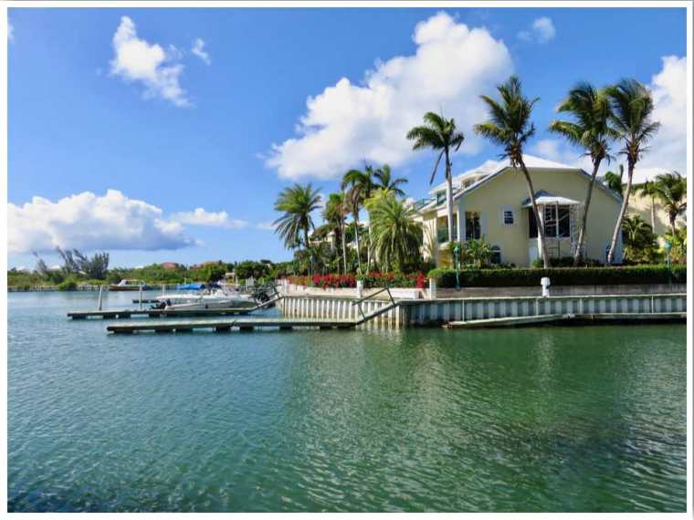 Turks and Caicos Providenciales Turtle Cove Marina