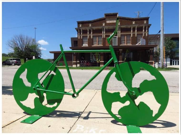 Waterloo Iowa Bike Trails