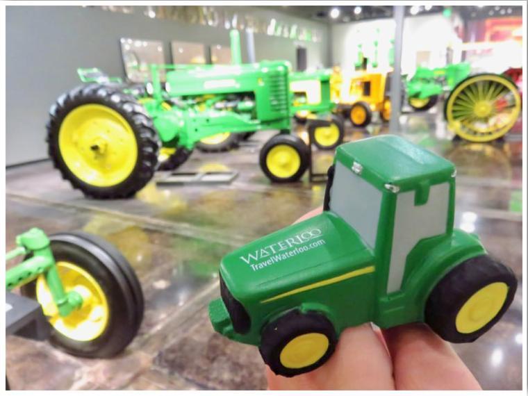 Waterloo John Deere Tractor and Engine Museum