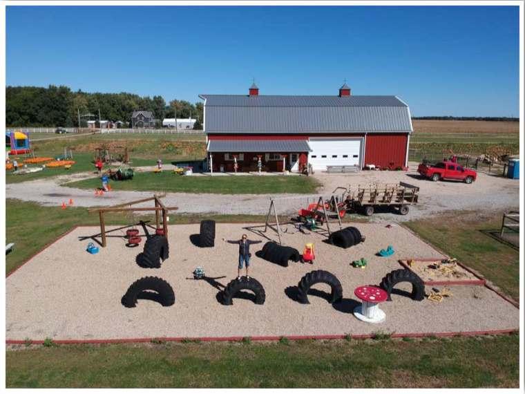 Pumpkin Patch farm attractions