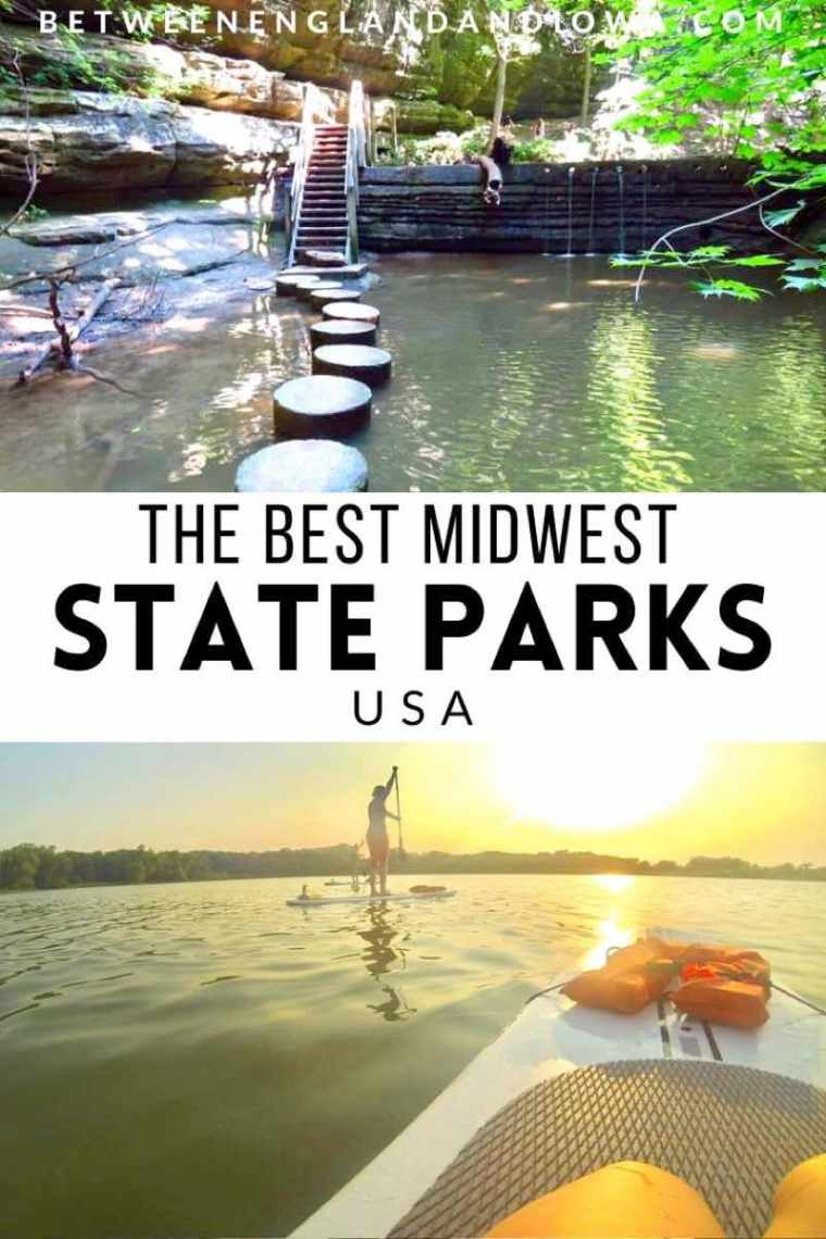 The Best State Parks in the Midwest USA