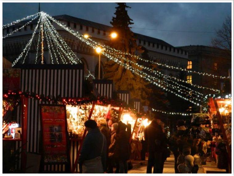 Latvia Christmas Markets Riga