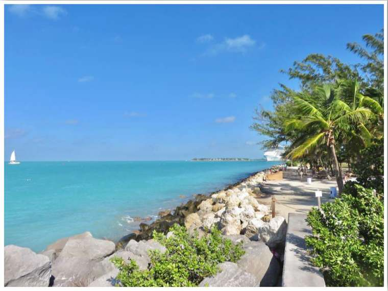 Key West Fort Zachary Taylor