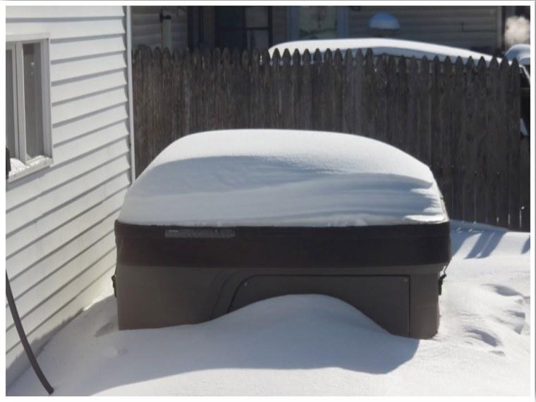 Polar Vortex 2019 Iowa Snow