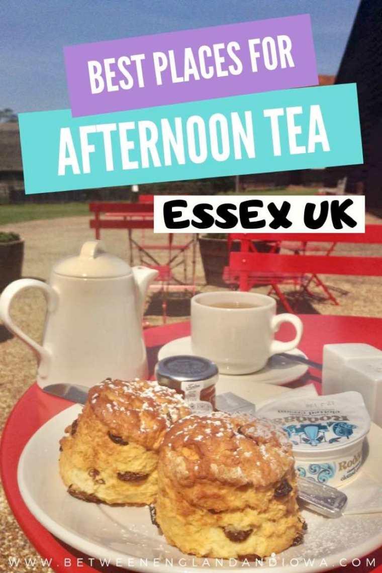 Afternoon Tea Essex