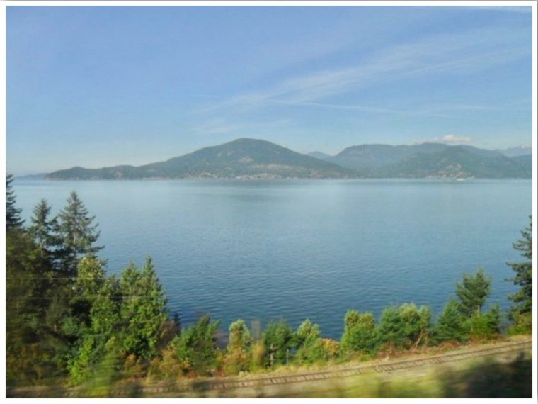Whistler Sea to Sky Hwy