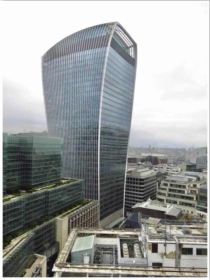 Walkie Talkie Building London (Sky Garden)