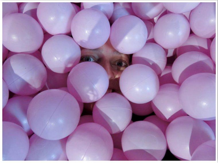 Ball Pit Bar Pink