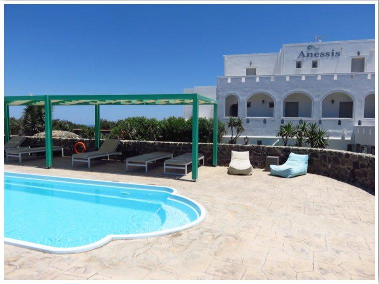 Santorini Anessis Hotel Fira
