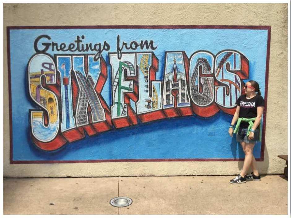 Six Flags Great America Illinois