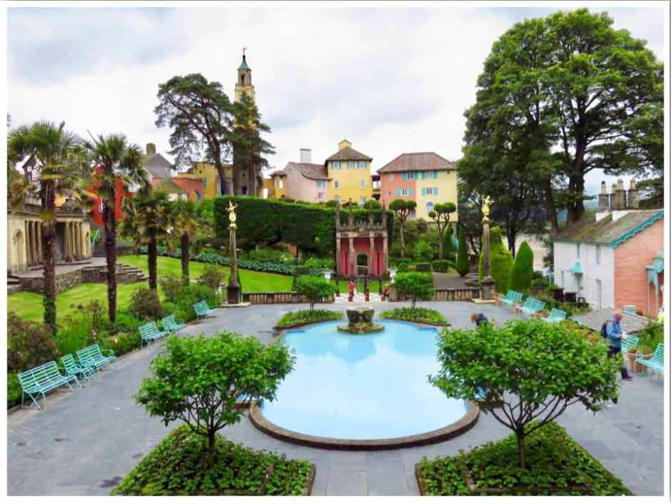 Things to do in Portmeirion Wales