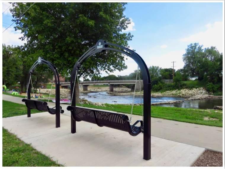 Manchester Water Park Iowa