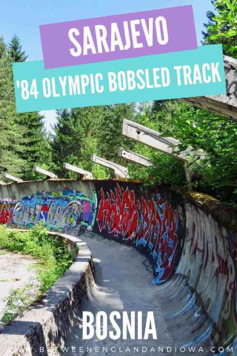 Sarajevo Olympic Bobsled Track