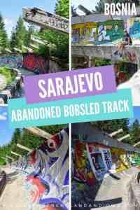 Sarajevo 1984 Winter Olympic Bobsled Track