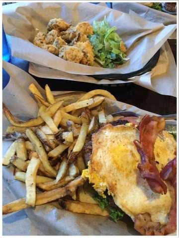 Manitou Springs Border Burger Bar