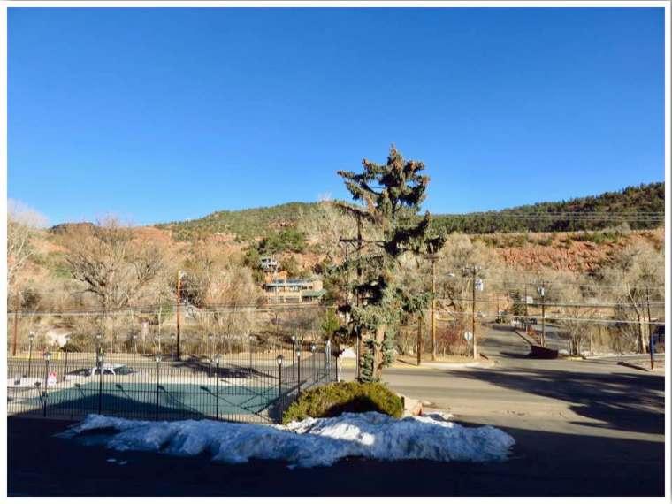 Villa Motel Manitou Springs Colorado