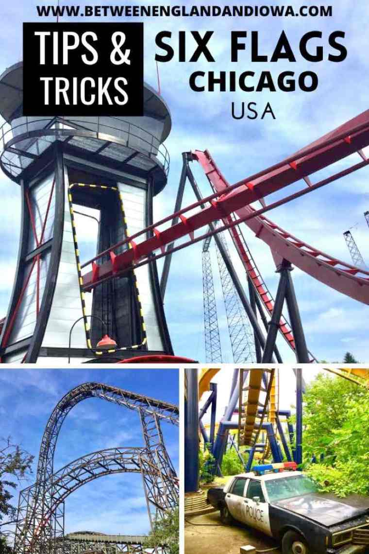 Six Flags Chicago USA