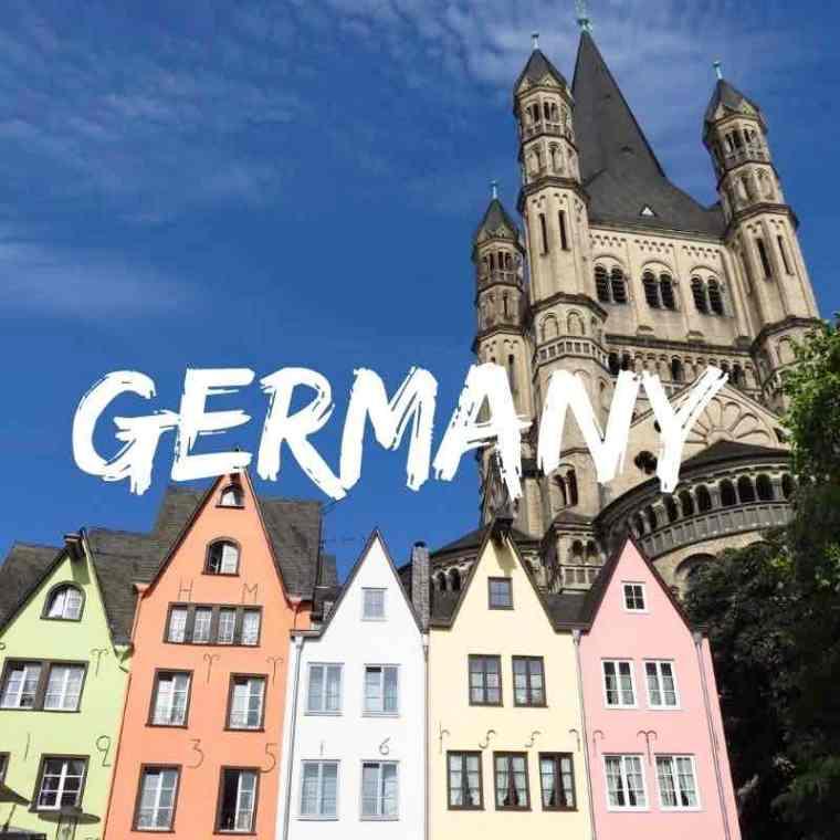 Germany posts