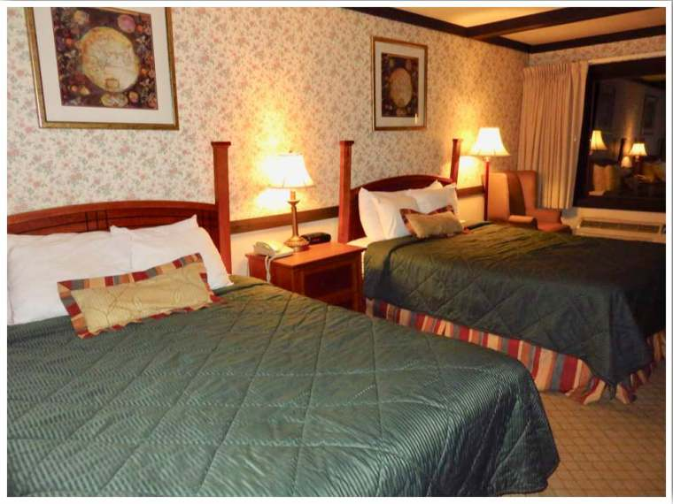 Indiana Spring House Inn double room