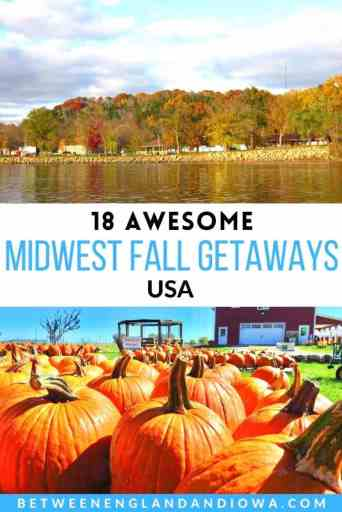 Midwest Fall Getaways in the USA