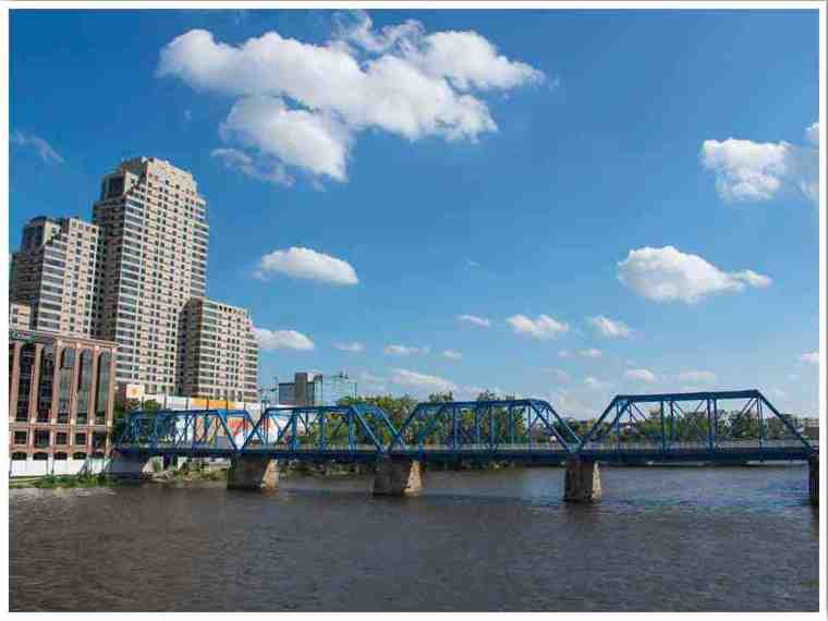 Grand Rapids Michigan by Constance