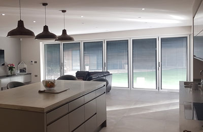 View our Magnetically Operated Blinds