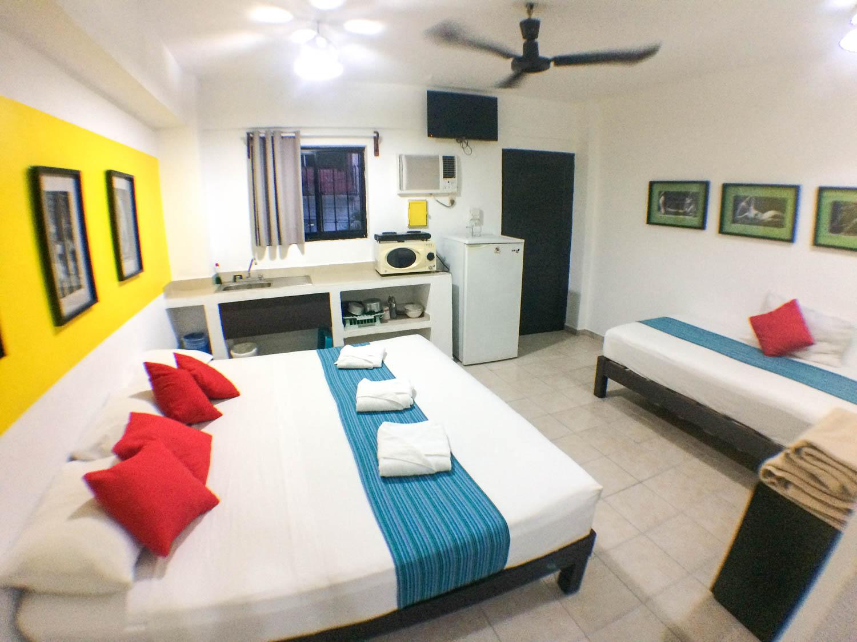 review hotel belmar galeria in puerto vallarta between hola hello