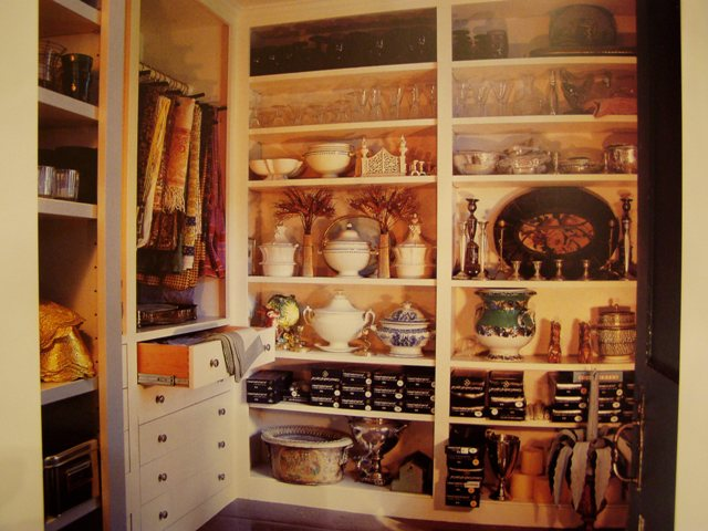 China Storage Wishing For A Butlers Pantry