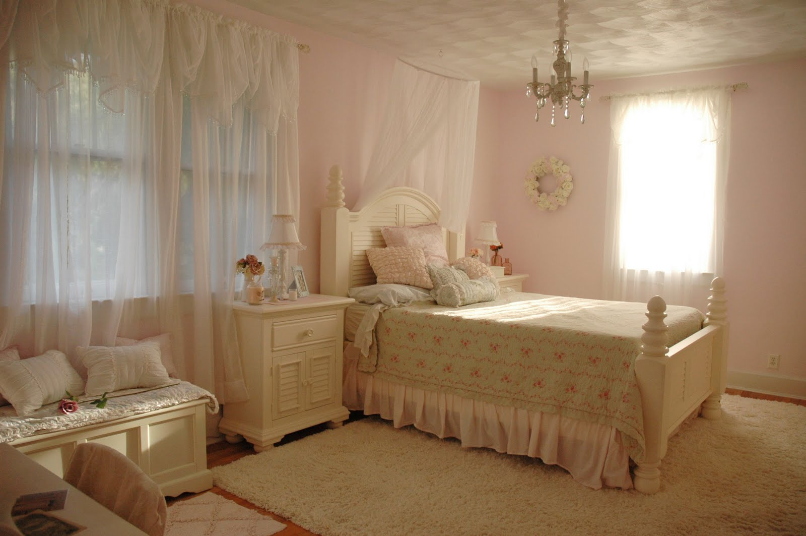 Romantic Homes Decorating