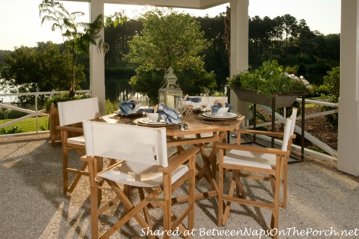 Tour the Beautiful 2014 Southern Living Idea House in ... on Southern Outdoor Living id=78434