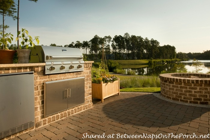 Tour the Beautiful 2014 Southern Living Idea House in ... on Southern Outdoor Living id=73531