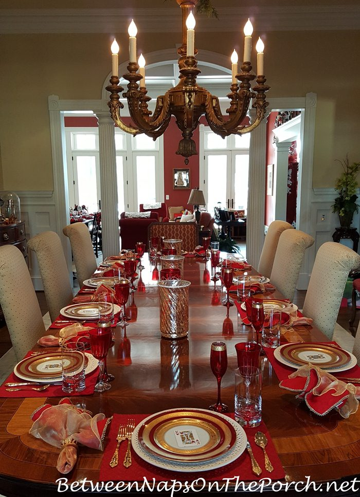Beautiful Valentines Day Table Settings Elegant And