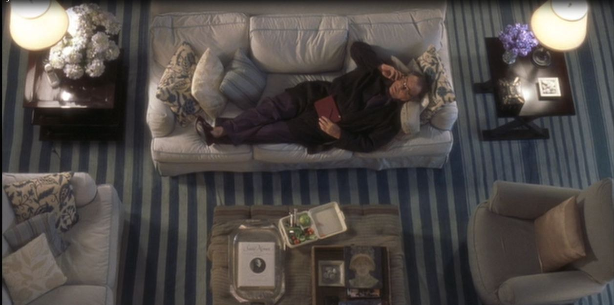 Beach House In Somethings Gotta Give Movie