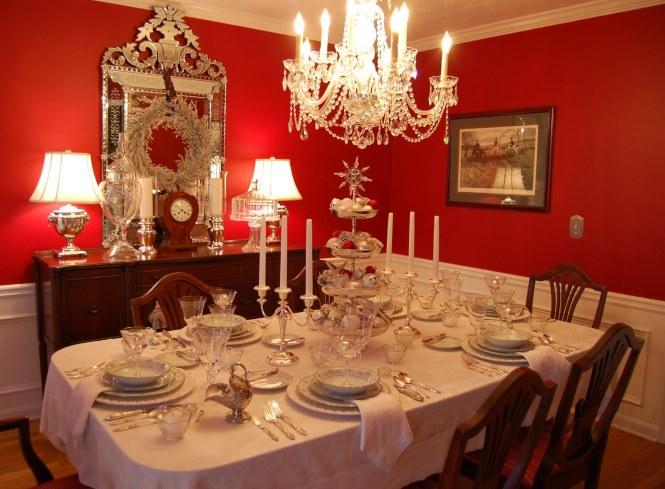 Elegant Kitchen Dining