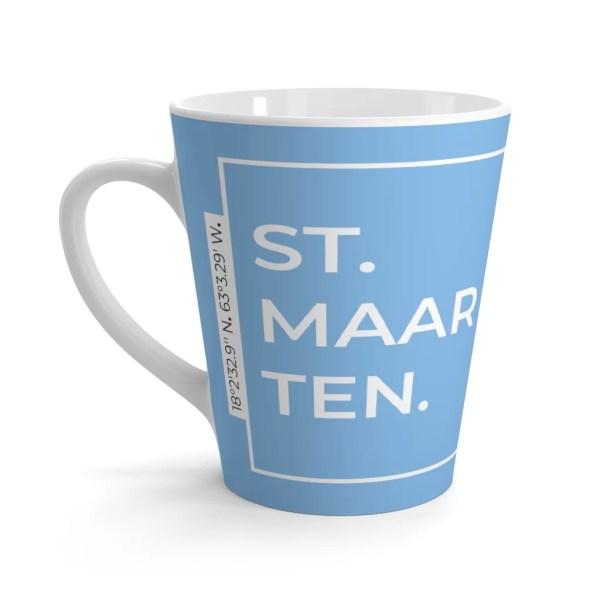 Latte Mug Sky Blue