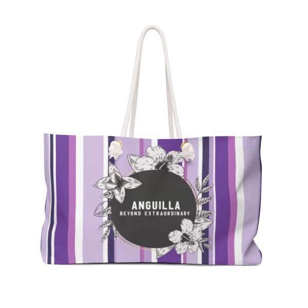 Weekender Bag-Purple