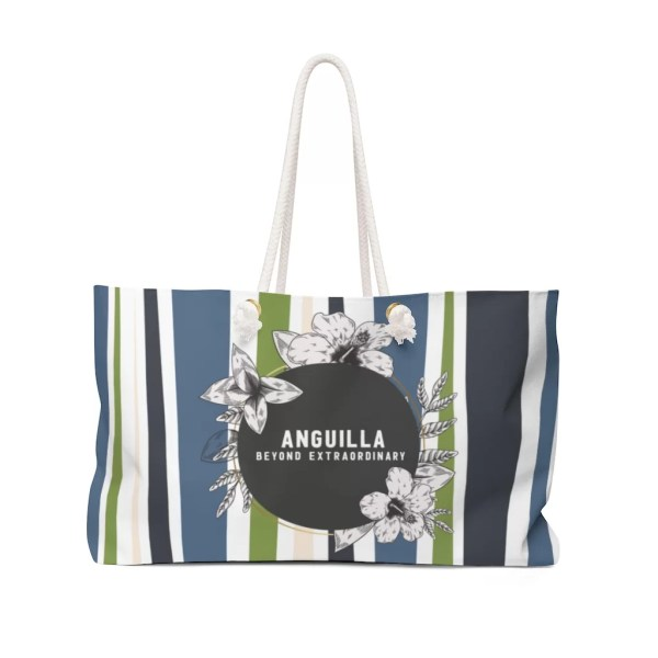 Weekender Bag-Blue