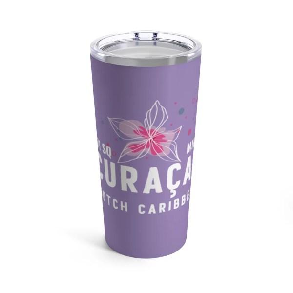 Curacao Hibiscus Tumbler
